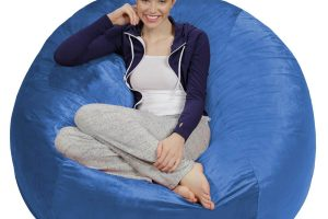 Sofa Sack - Plush Ultra Soft Bean Bags Chairs for Kids
