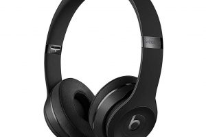 Beats by Dre Solo3 Wireless On-Ear Headphones