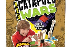 Boy Craft Catapult Wars