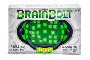 Brainbolt - Brain Teaser Memory Game