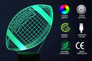 LED Color Changing Football