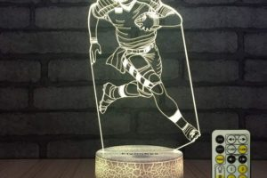 FlyonSea Football Lamp