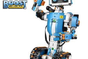 Fun Robot Building Set and Educational Coding Kit for Kids