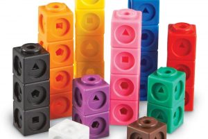 Learning Resources Mathlink Cubes