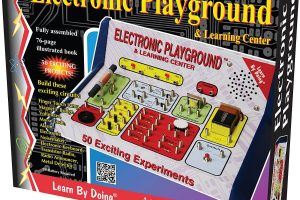 Elenco Electronic Playground 50-in-One