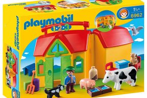PLAYMOBIL® My Take Along Farm