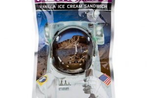 Backpacker's Pantry Astronaut Vanilla Ice Cream Sandwich