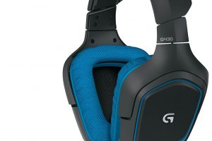 Logitech G430 7.1 DTS Headphone