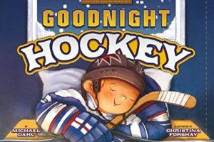 Goodnight Hockey (Sports Illustrated Kids Books)