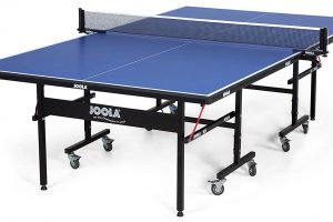 JOOLA Inside - Professional MDF Indoor Table Tennis Table