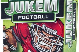 Haywire Group Jukem Football Card Game