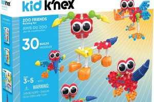 K'Nex Zoo Friends Construction Toy