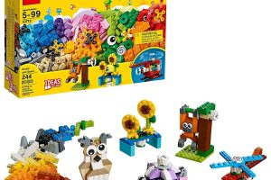 LEGO Classic Bricks and Gears 10712 Building Kit