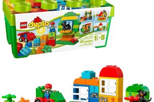 LEGO Duplo Creative Play - Educational Toy