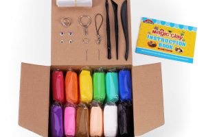Ultra Light Molding Magic Clay 24 Colors
