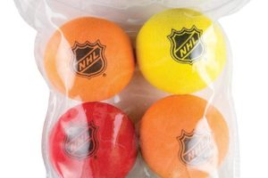 Mini Hockey Balls