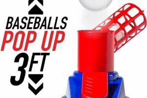 MLB Baseball Pop A Pitch
