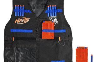 Official Nerf Tactical Vest N-Strike Elite Series