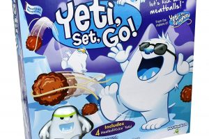 PlayMonster Yeti, Set, Go!