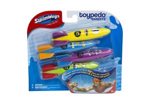 SwimWays Toypedo Bandits Pool Diving Toys