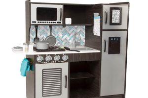 Chef's Pretend Play Toy Kitchen