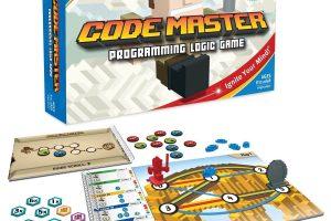 ThinkFun Code Master Programming Logic Game