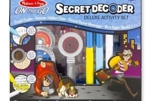Secret Decoder Deluxe Activity Se