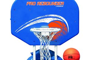 Poolmaster Pro Rebounder Swimming Pool Basketball