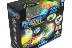 Mindscope Twister Tracks Neon Glow in The Dark
