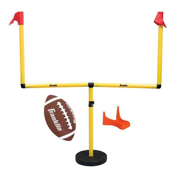 Youth Football Goal-Post — Football Goal Post with Mini Football