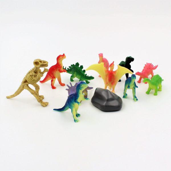 Set diverse figurine animale preistorice Dinozauri