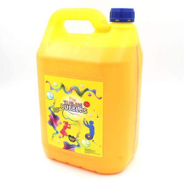 Bidon solutie baloane de sapun 5l