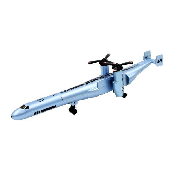 Pix funny colectia Aviatie avion bleu