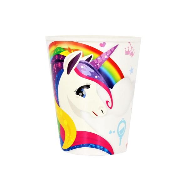 Set 8 pahare 260 ml Unicorn