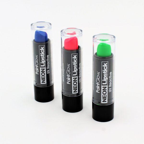 Set rujuri PaintGlow UV Neon HP36