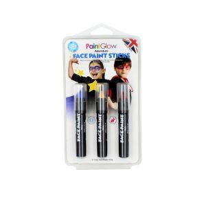 Set 3 creioane PaintGlow Adventure HP48