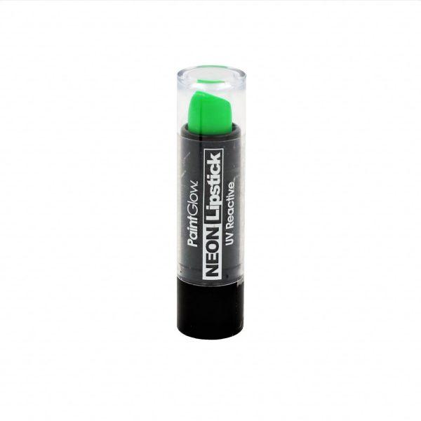 Ruj verde PaintGlow Neon UV Reactive