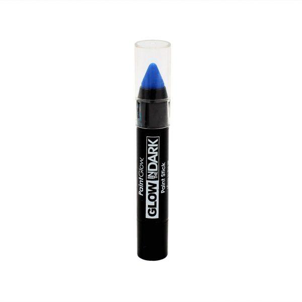 Creion albastru Glow in the Dark PaintGlow