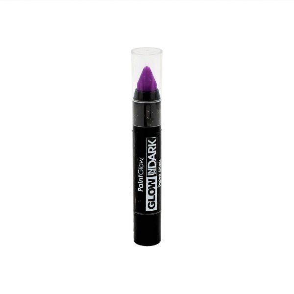 Creion violet Glow in the Dark PaintGlow