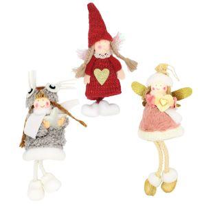Decorațiuni de Crăciun-Zână Angelusa