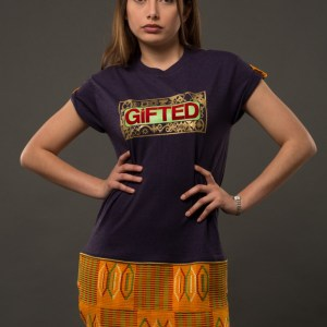 gifted long t-shirt