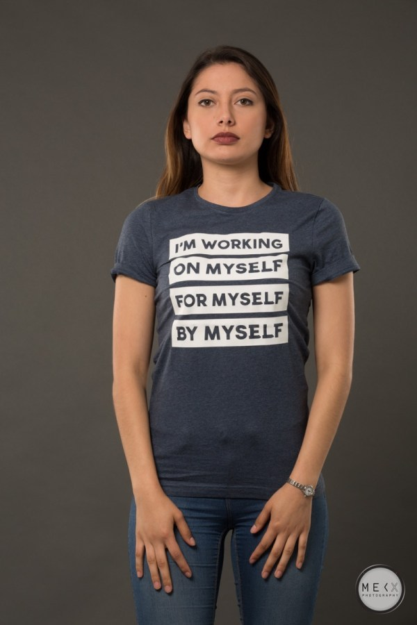 Working On Myself By Myself