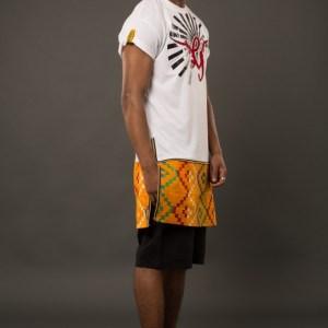 Kente Long T-shirt