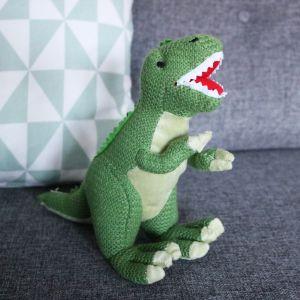 t-rex cuddly toy 1