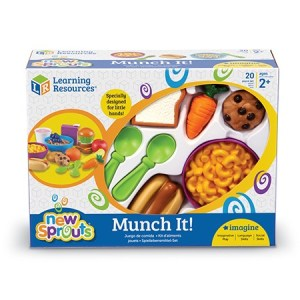 Ressources éducatives New Sprouts Munch It review