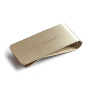 money clip izola brass heavyweight wallet groomsmen gifts gifting presents groomsmen wedding big day best man father's day gifts for him