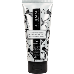 vanilla absolute goat's milk hand cream beekman skincare pamper her gifts for her birthday presents for her mother's day presents girlfriend fiance