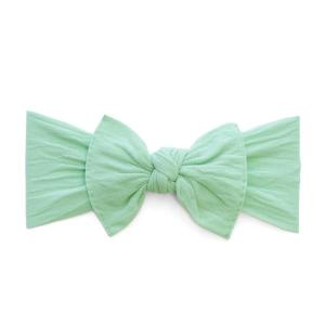 mint headband baby accessory kids children new mom new baby mom-to-be infant newborn labor and delivery