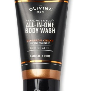 olivina body wash all-in-one gentleman gentlemen gifts for him men's gift guide groom husband gifting idea