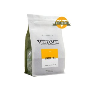 verve street level espresso shot coffee morning brew day